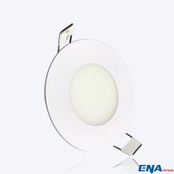 Đèn LED âm trần tròn 3W mẫu ATP