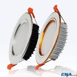 Đèn LED âm trần Downlight 12W - 3 chế độ mẫu DTI