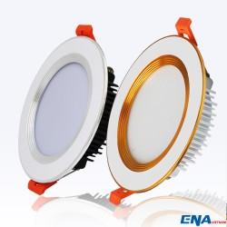 Đèn LED âm trần Downlight 9W-140 3 chế độ mẫu DTJ